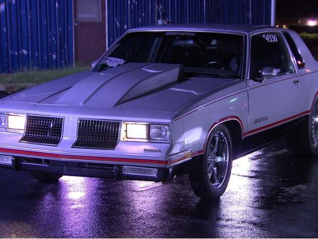the rides oldsmobile cutlass street outlaws and engine. Black Bedroom Furniture Sets. Home Design Ideas