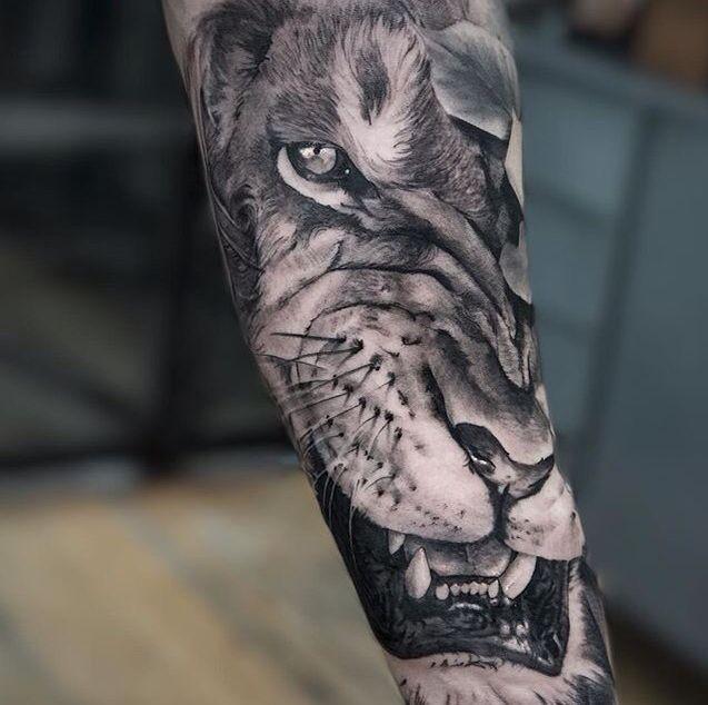 Pin De Kely Uribe En Fotografias Arte Tatuajes De Animales