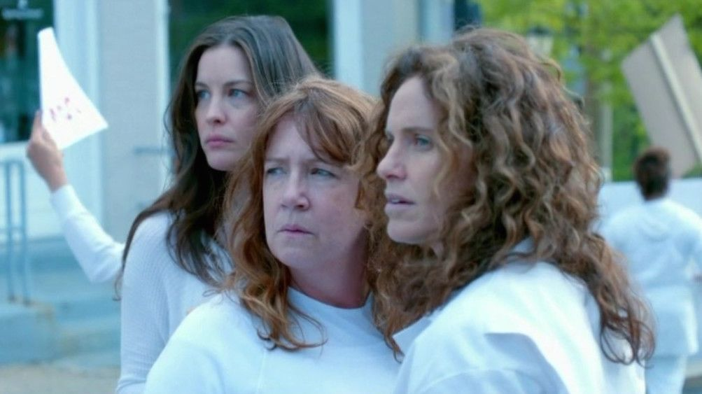 Ann Dowd Playing Patti On The Leftovers Blog The Film