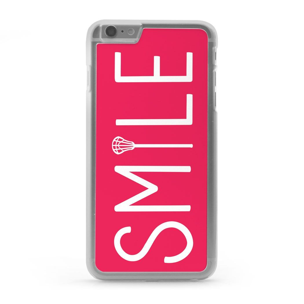 Madchen Lacrosse Iphone Hulle Lax Stick Smile In 2020 Iphone Hulle Usb Datenubertragung