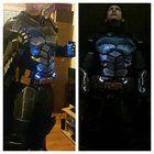 [self] Batman suit (added Cape neck piece and details)