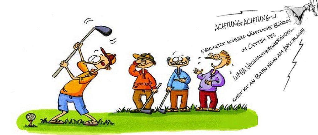"""""""Golfspielen mit Dr. Nemo und seinen Freunden """""""