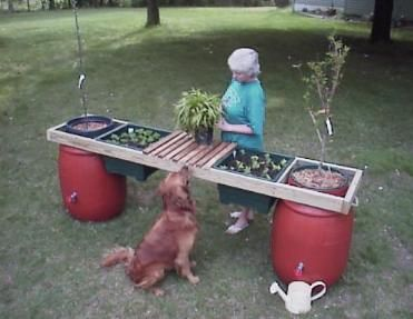good idea for the elderly or those who rent Gardens big