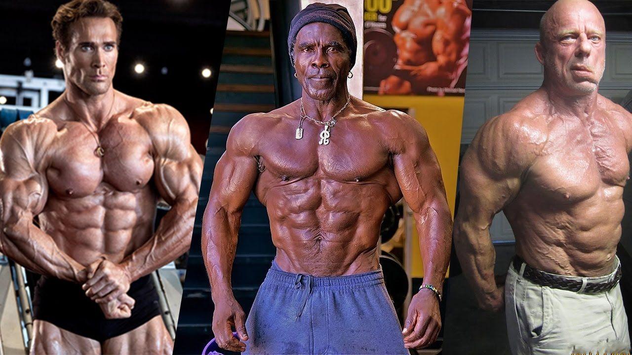 Ageless Bodybuilders Https Www Youtube Com Watch V Wudgvngajwu Love Sport Follow Sports On Cutephonecases Old Bodybuilder Bodybuilders Bodybuilding