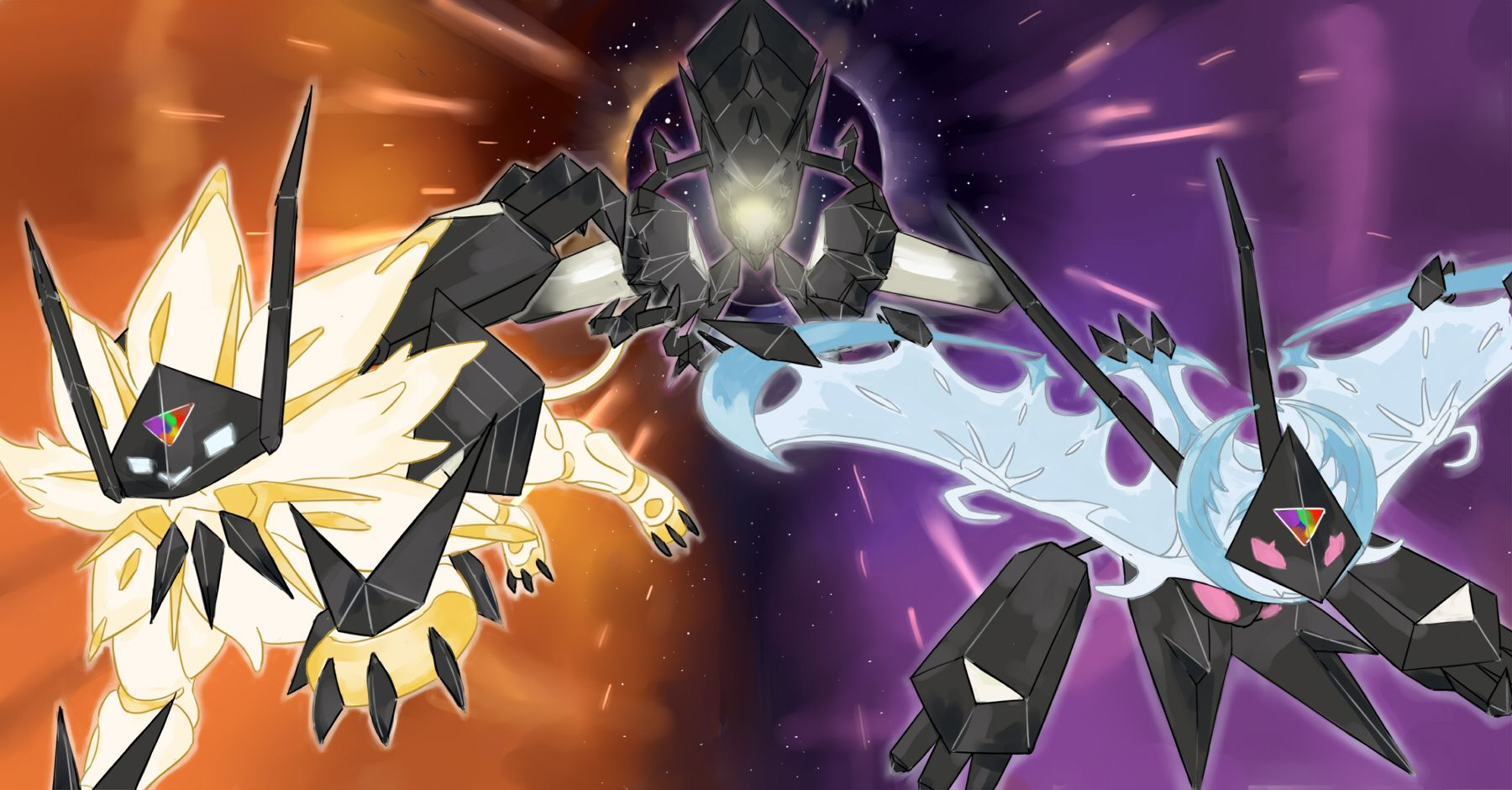 Pokemon Ultra Sun Ultra Moon Wallpaper Pokemon Pokemon Sun