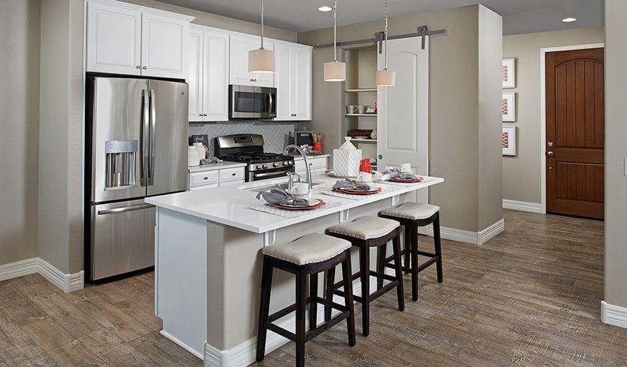 Coral floor plan home home richmond american homes kitchen for Richmond american homes design center denver