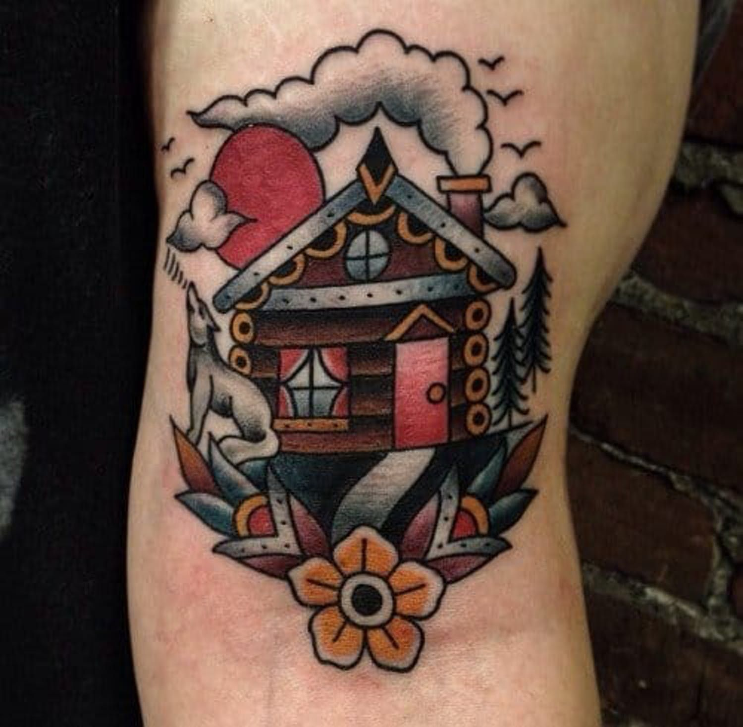 best american traditional tattoo artists houston