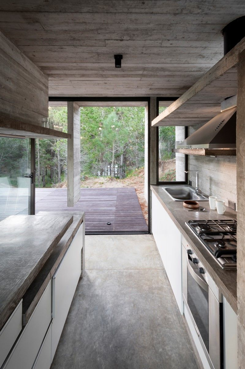 Concrete Structure Inspires Confidence And Durability Wein House