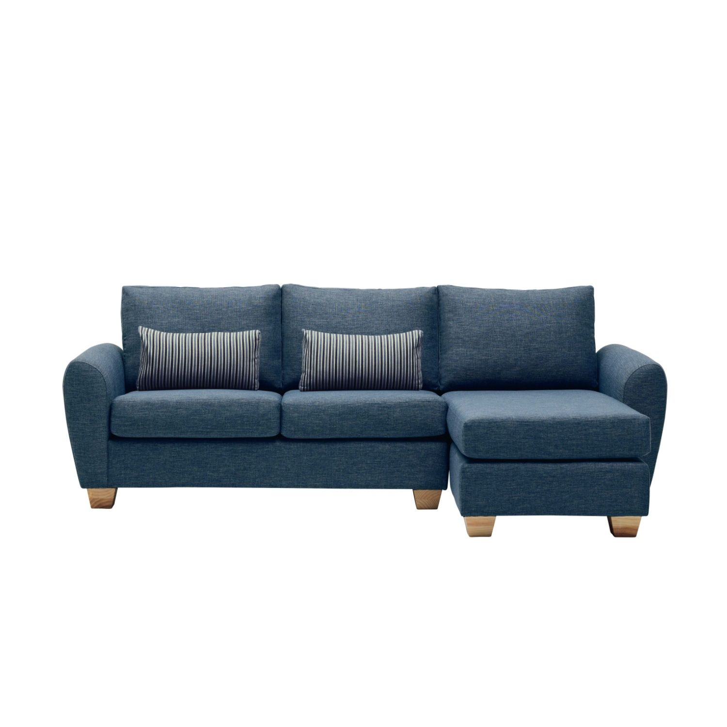 Magnificent Options 2 5 Seater Fabric Sofa With Chaise From Domayne Pabps2019 Chair Design Images Pabps2019Com