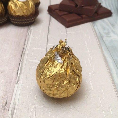 Rocher et son coeur Ferrero
