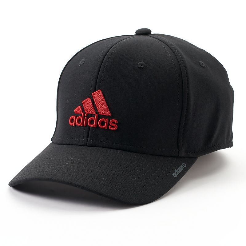 93d2254e Men's adidas Stretch-Fit Baseball Cap | Products | Fitted baseball ...