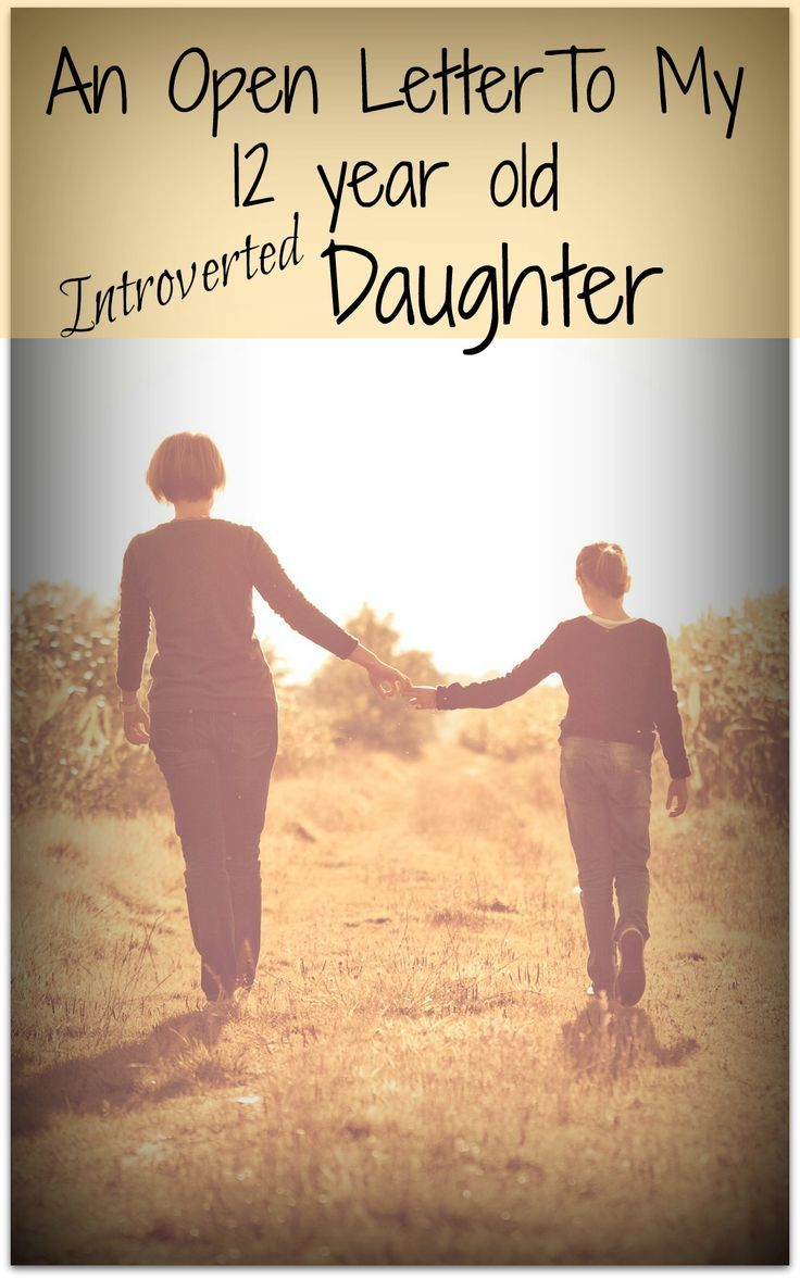An Open Letter to My 12 Year Old Daughter Birthday