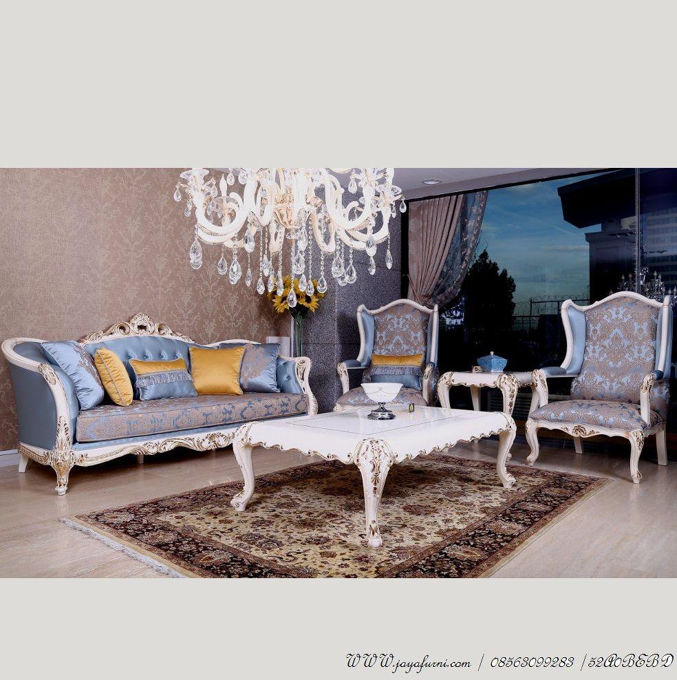 Jual Set Sofa Ruang Tamu Ukir Takimi Ala Timur Tengah Mewah Dibuat Senyaman Mungkin Agar Anda Merasa Sangat Nyaman Dan