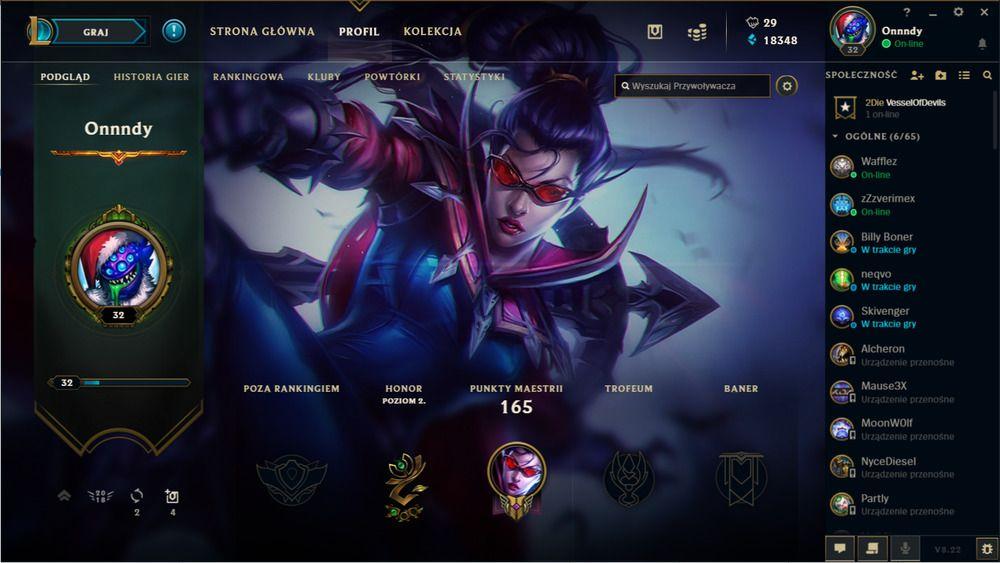 League Of Legends Account Eune Level 30 5000 Be Unranked