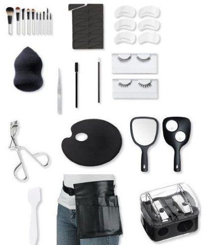 Pin By Sydney Watts On Beauty Product Wish List Freelance Makeup Kit Makeup Artist Kit Makeup Artist Career