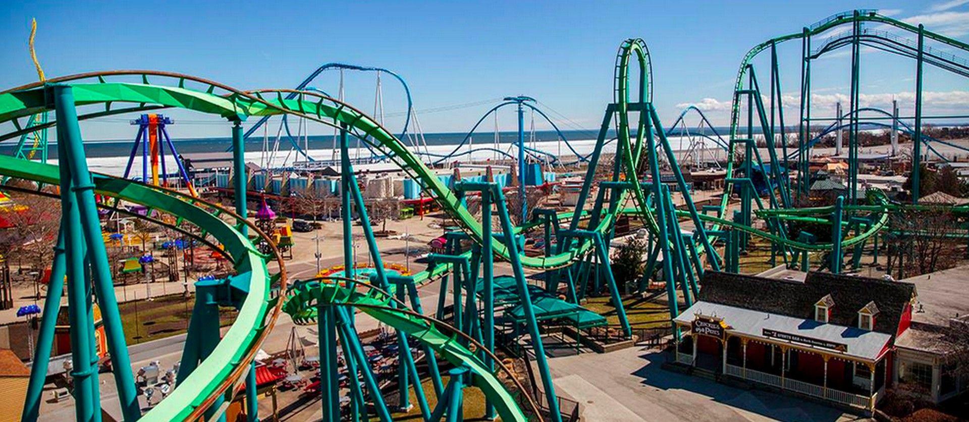 Hd Cedar Point Wallpaper Best Amusement Parks Cedar Point Trip