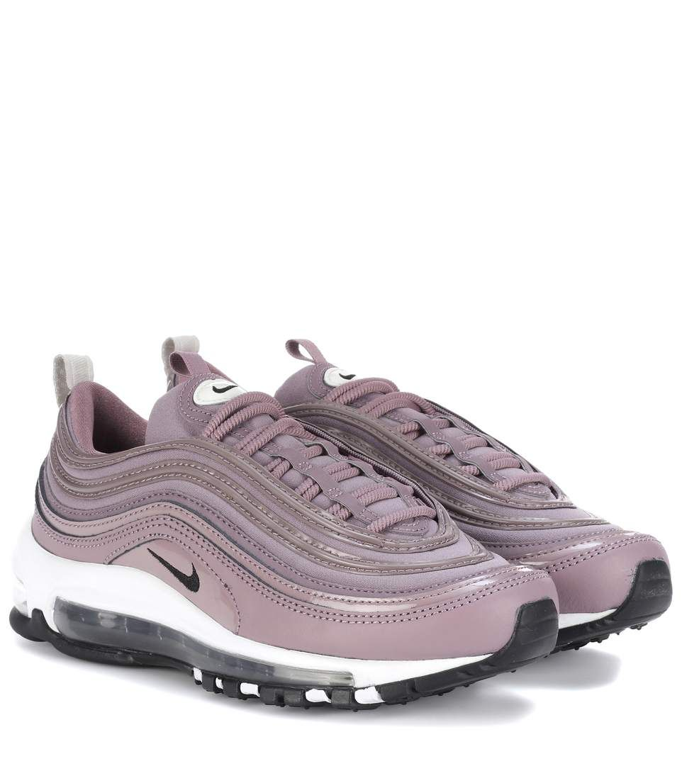 nike sneakers air max 97 aus leder