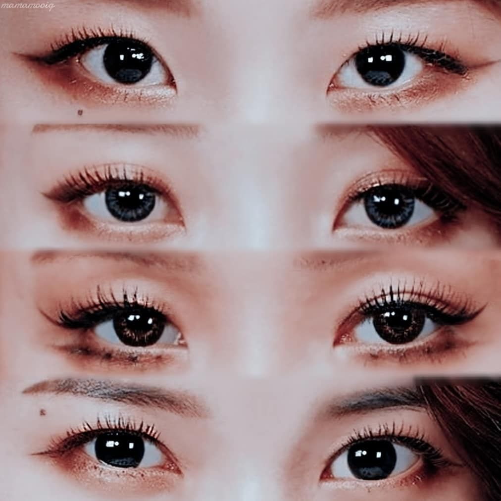 Can You Guess Which Mamamoo Member Is It Only By Looking At Their Eyes Follow Mamamooig For More Content Mamamoo Mamamoo Kpop Girl Eyes Drawing