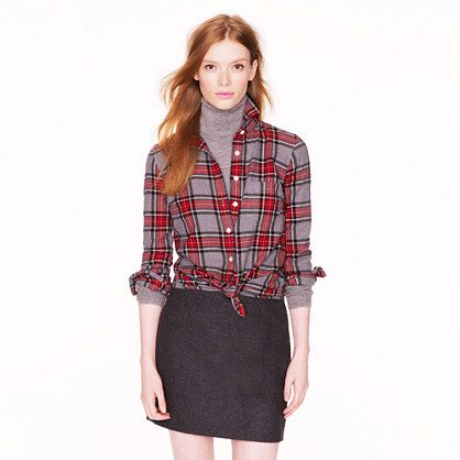 66fca6607252ff love the shirt, and the idea of a light turtleneck under a button up #jcrew