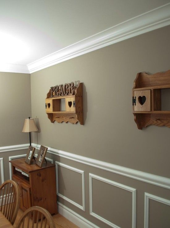 Pin By Jane Chuako On Decorating Wainscoting Room