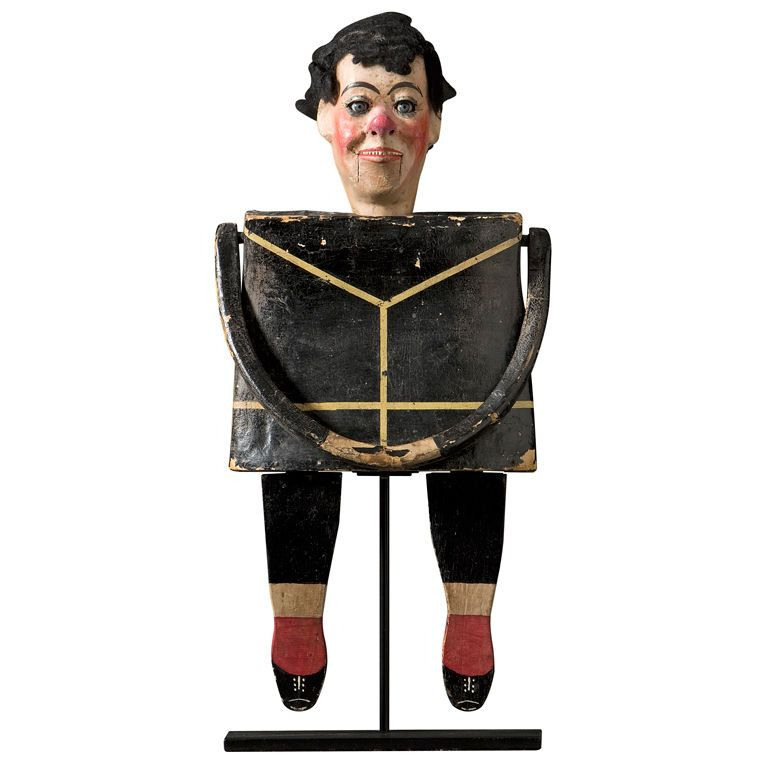 1stdibs | Unique Vaudeville Ventriloquist