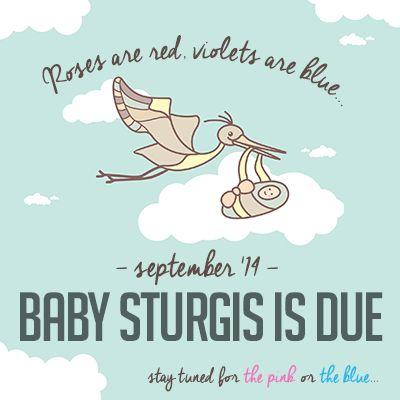 Facebook #baby #announcement #309designsbychristinalandon