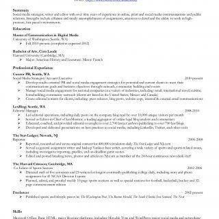 Lisa Kennelly E-mail: lisajk@uw.edu LinkedIn: http://www.linkedin.com/in/lisakennelly Twitter: http://www.twitter.com/lisakennellySummarySocial media strate. http://slidehot.com/resources/lisa-kennelly-resume.29992/