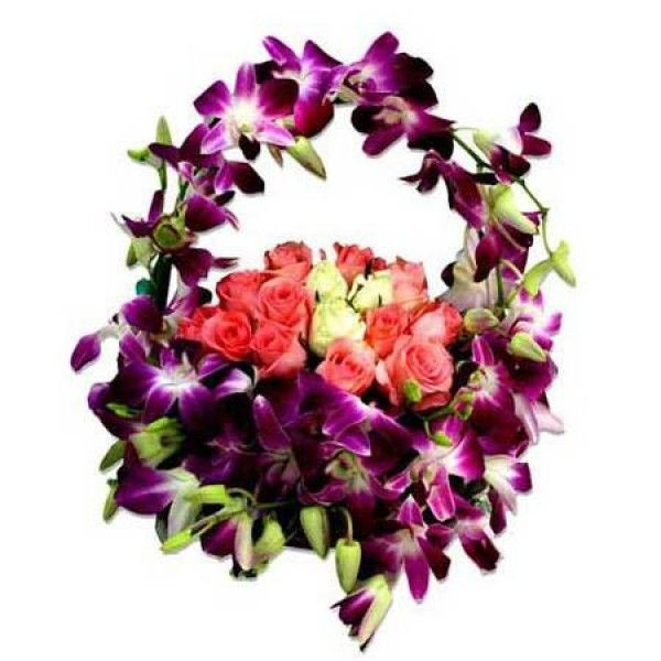 send flowers to faridabad