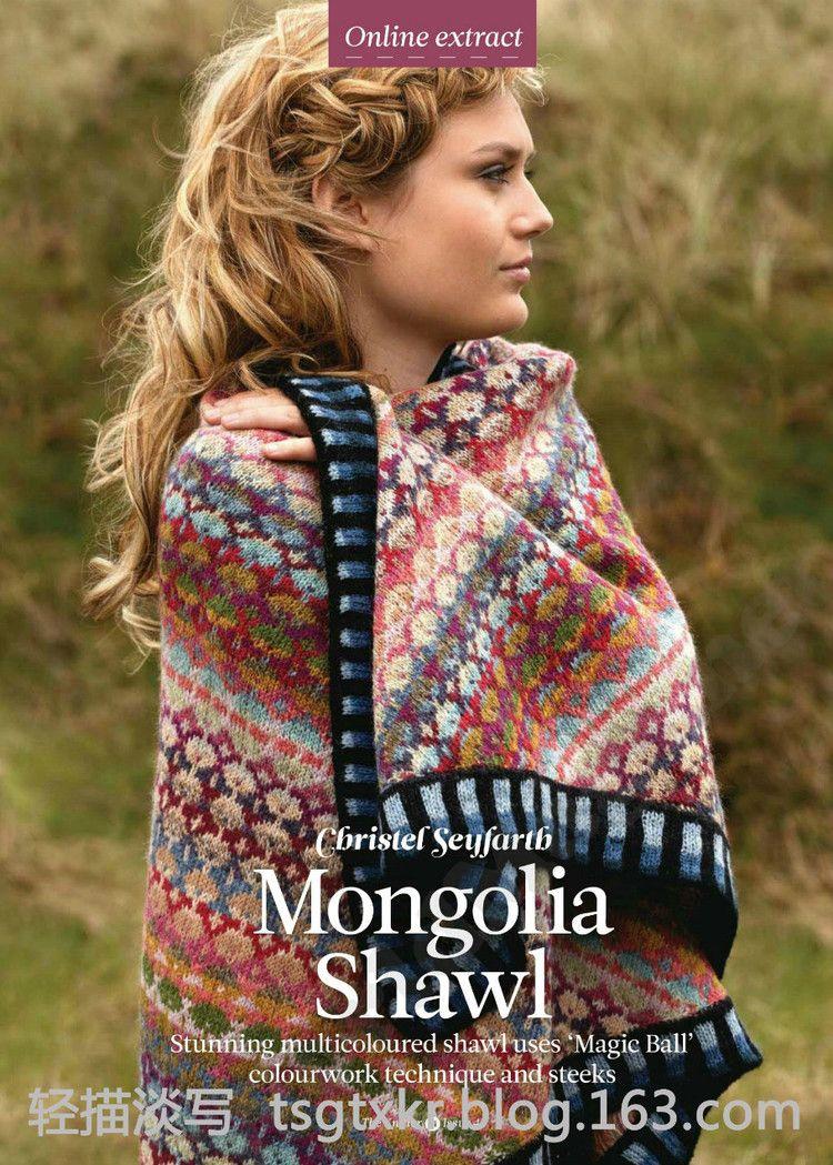 The Knitter №44 2012 - 轻描淡写 - 轻描淡写