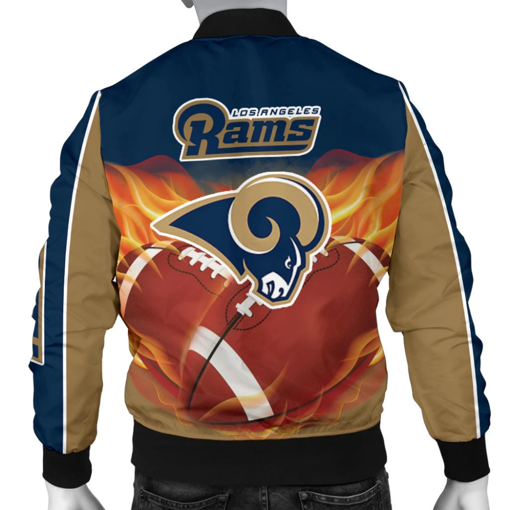Playing Game With Los Angeles Rams Jackets Shirt With Images Shirt Jacket Los Angeles Outfit Jackets