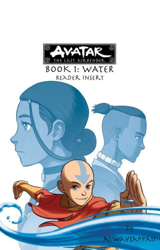 Avatar The Last Airbender Reader Insert Book One: Water | Avatar the