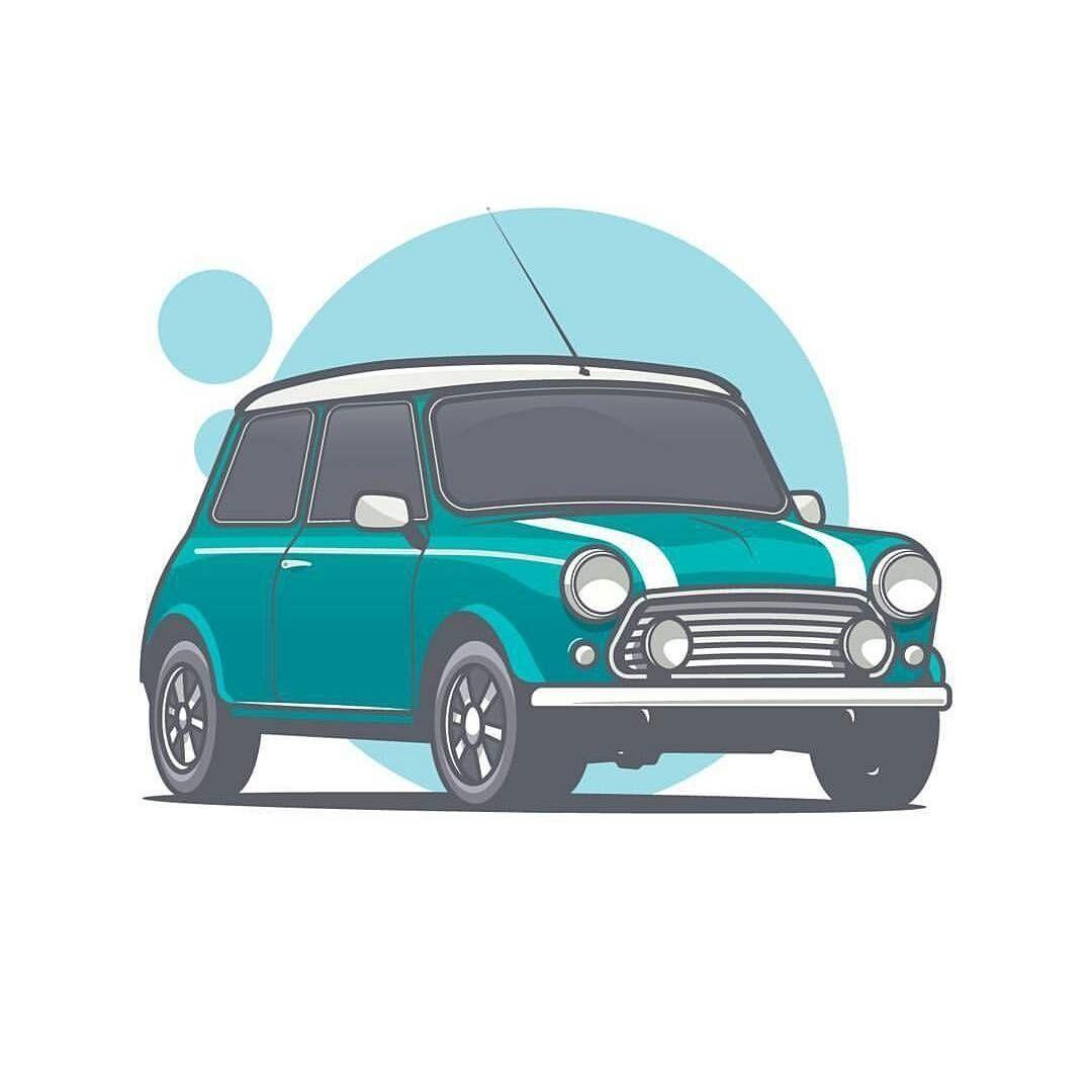 Mini Cooper Graphics, Mini Morris, Mini Doodle