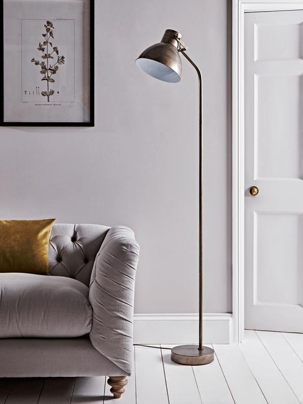 Floor Lamp Bedroom European Style Living Room Retro Floor Lamp