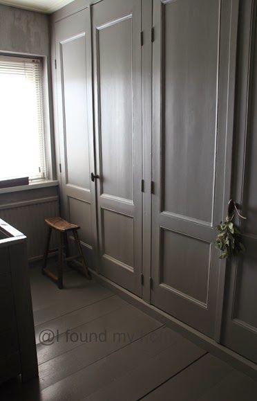 Kastenwand in slaapkamer | Built -in furniture | Pinterest ...