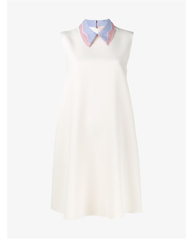 ROKSANDA Jessa Sleeveless Crepe Mini Dress. #roksanda #cloth #