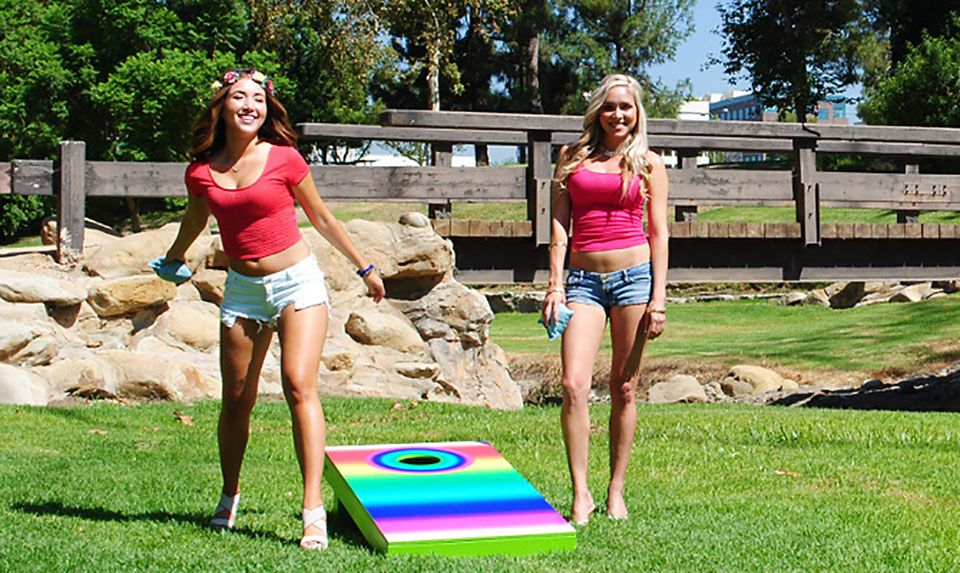 Official Cornhole Rules For Playing Against Friends