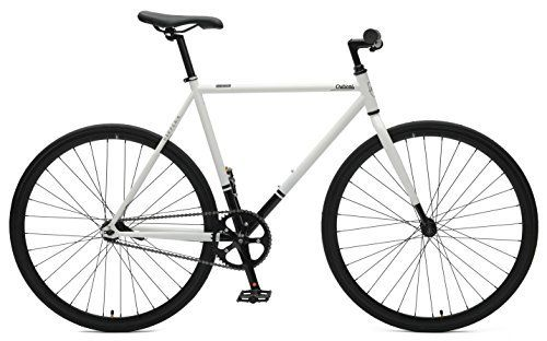 Critical Cycles Harper Coaster Fixie Style Single-Speed Commuter Bike with Foot Brake - http://www.bicyclestoredirect.com/critical-cycles-harper-coaster-fixie-style-single-speed-commuter-bike-with-foot-brake/