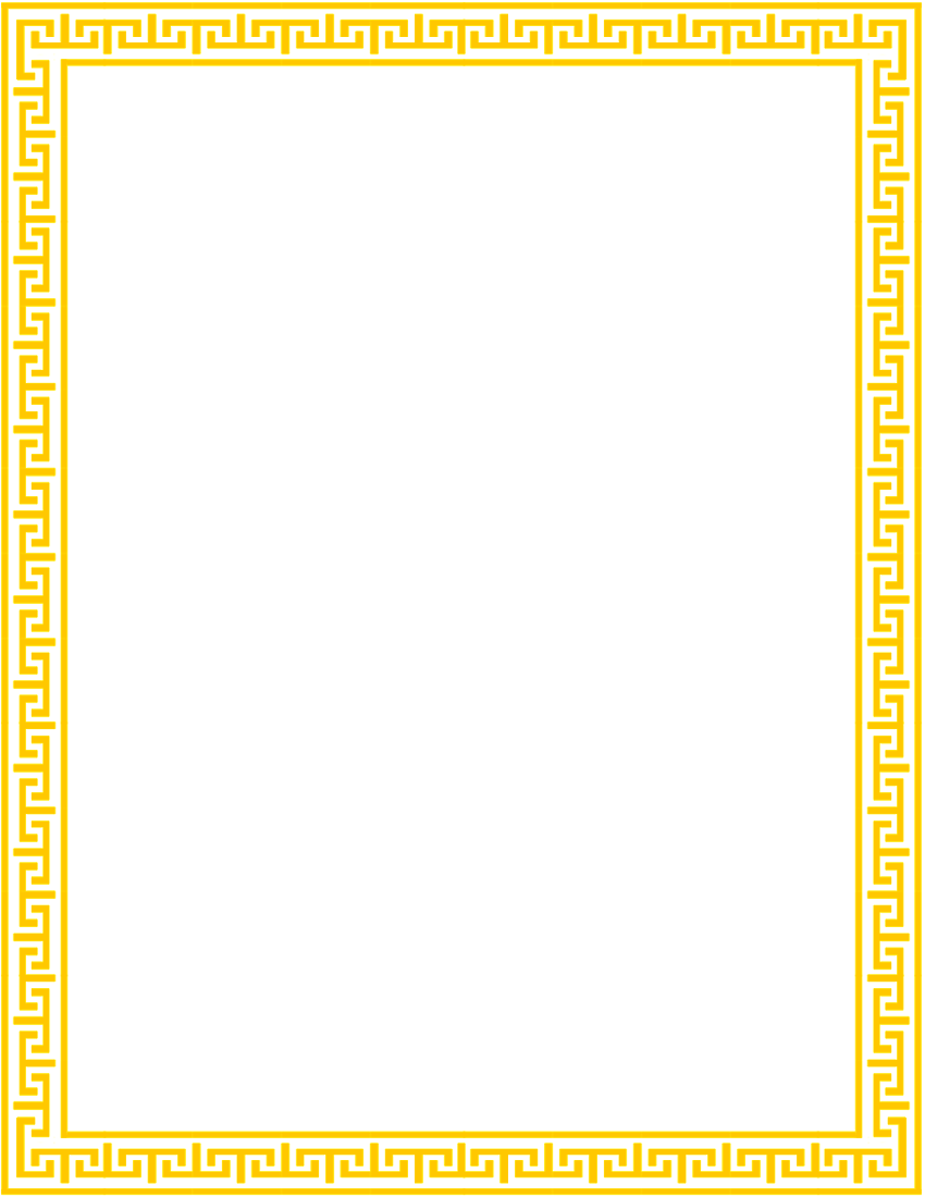greek lines page outline gold fonts borders clip art pinterest outlines  greek and clip art zebra print clip art borders zebra print clip art black and white