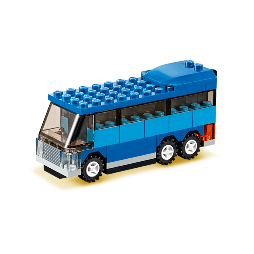 Building Instructions Lego Classic Lego Classic Lego