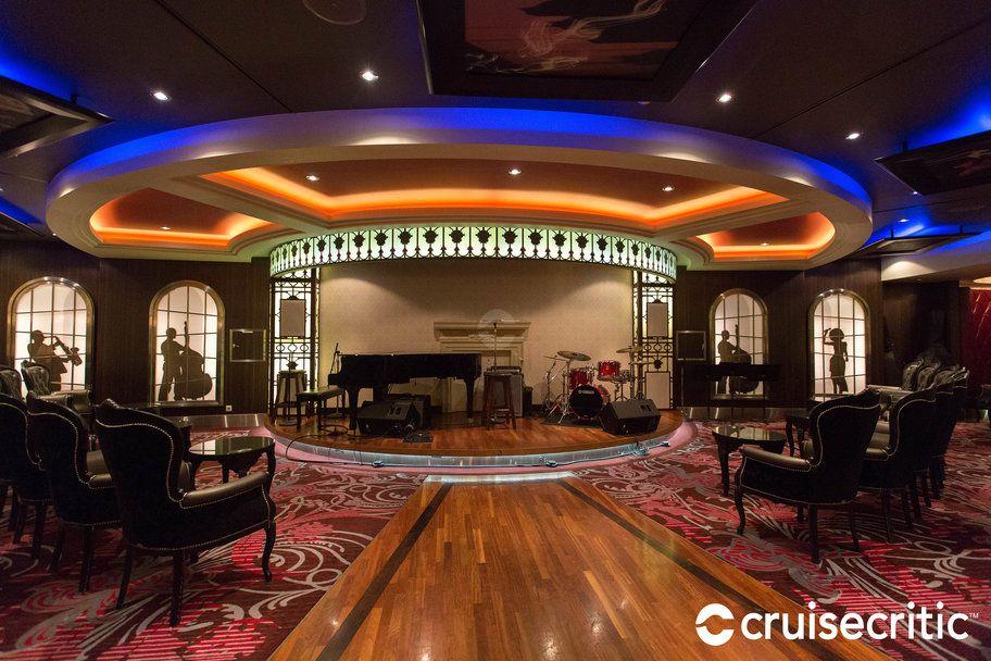 Jazz on 4 on Allure of the Seas Royal caribbean, House