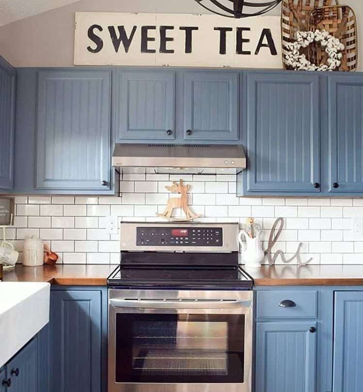 30 beautiful mobile home kitchen colors in 2020