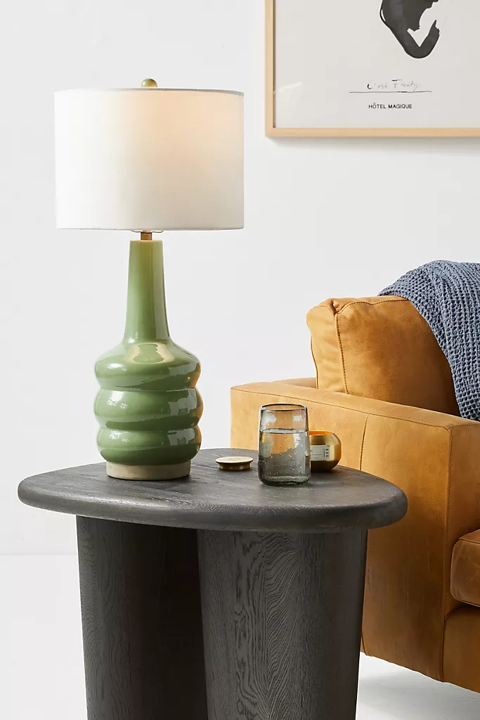 Sage Table Lamp In 2020 Table Lamp Lamp Unique Table Lamps #unique #table #lamps #for #living #room