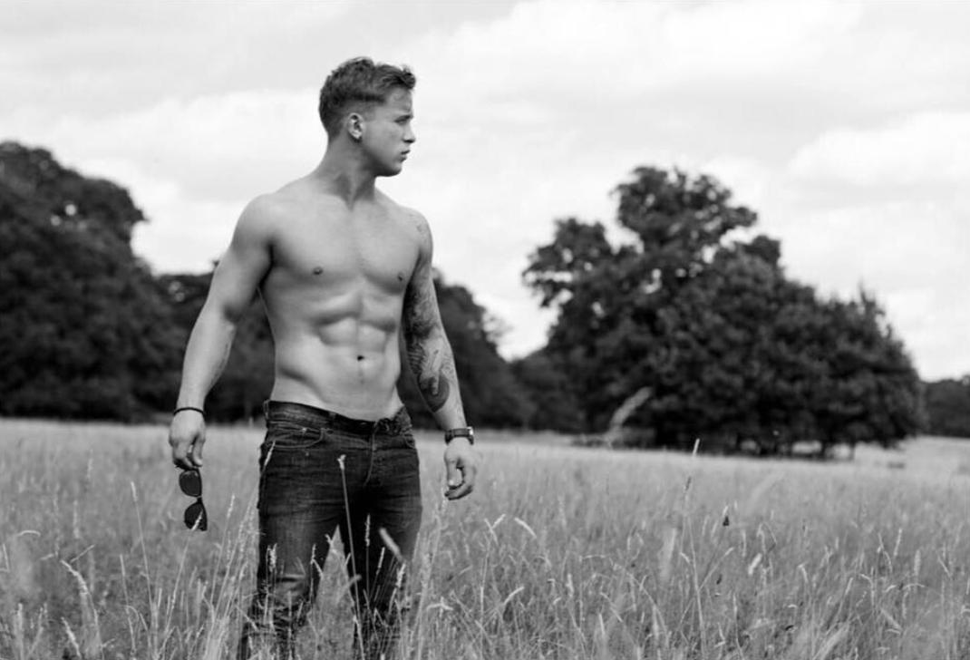 El Cantante Sam Callahan Se Desnuda En Instagram Zona Hot