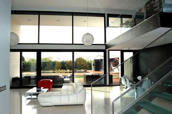 Moderne häuser innen wohnzimmer  altes haus umbauen ideen - Google-Suche | Homes | Pinterest | Haus ...