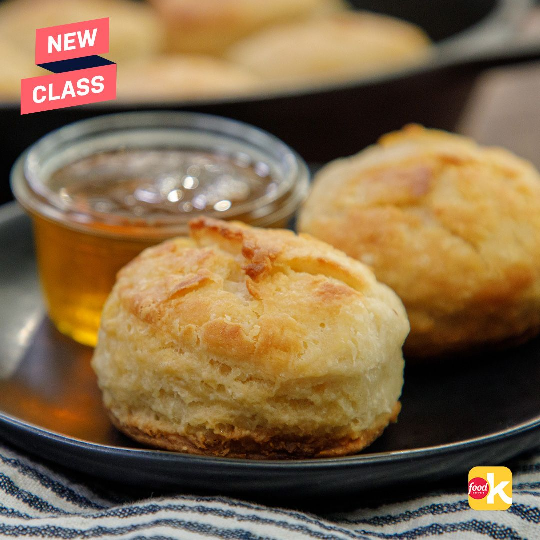 Grapevine Ky Buttermilk Biscuits In 2020 Food Network Recipes Food Honey Recipes