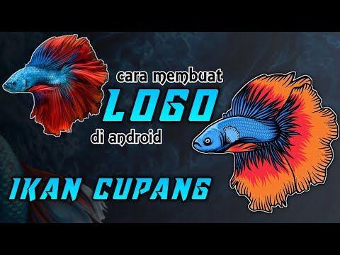 Aplikasi Bikin Logo Ikan Cupang