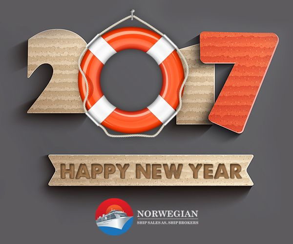 As the clock ticks faster towards 2017, Norwegian Ship Sales has its preparations set to double the fun.  Ring in this festive season with us!
