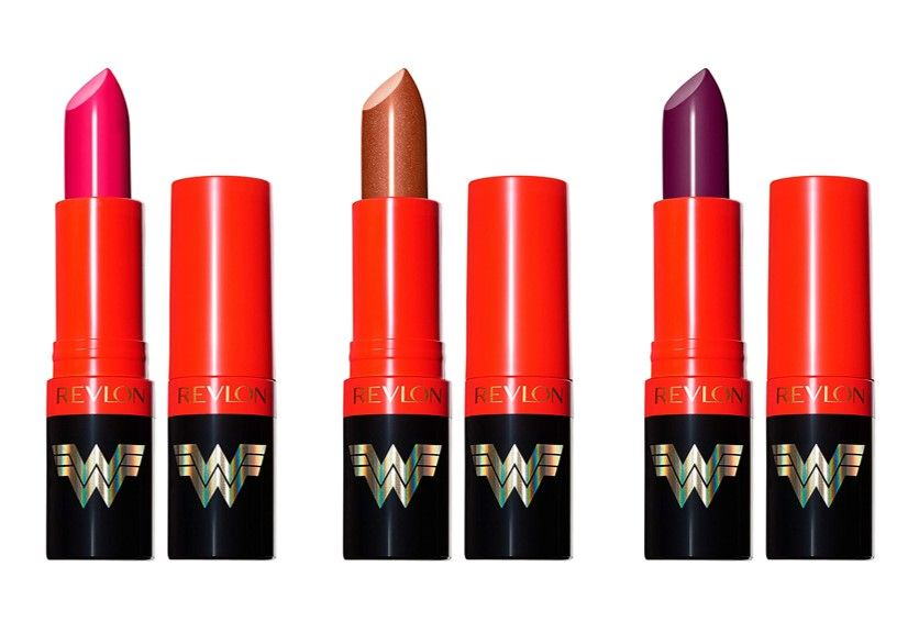 Revlon X Ww84 Wonder Woman Collection In 2020 Revlon Makeup Makeup News Revlon