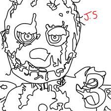 Resultado de imagen para fnaf bonnie drawing | Fnaf ...