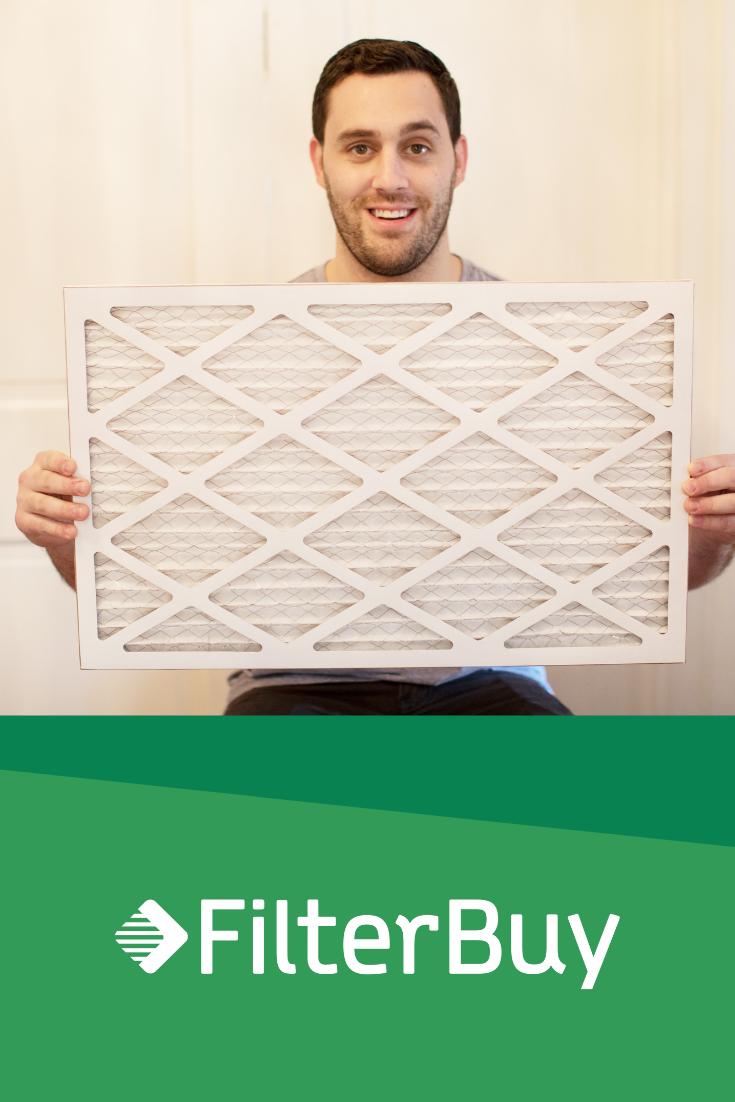 16x25x5 Air Filter / Furnace Filter Free Shipping